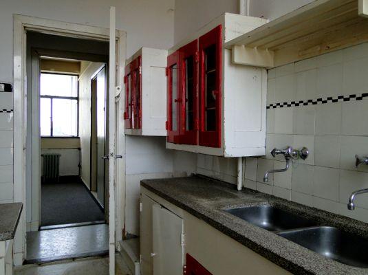 Interieur woning wolkenkrabber amsterdam - Keuken originele keuken ...